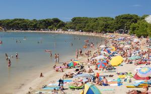 Autokarem autobusová doprava Chorvatsko Istrie